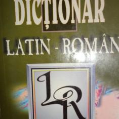 DICTIONAR LATIN - ROMAN AN 2003/711PAG= IORDANESCU / DIACONESCU Altele