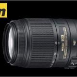 Nikon AF-S DX NIKKOR 55-300mm f/4.5-5.6G ED VR - Obiectiv DSLR