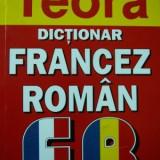 Dictionar Francez Roman - Sanda Mihaescu Cirsteanu