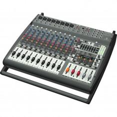 Behringer PMP 4000 pult de mixaj 16 canale amplificator - Mixere DJ