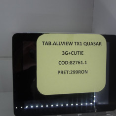 TAB.ALLVIEW TX1QUASAR(CTG) - Tableta Allview, 8 inch, Wi-Fi + 3G, Android