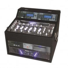 Stație Ibiza DJ1000MKII CD MP3 USB AUX - Console DJ