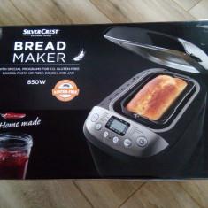 Masina de facut paine Silvercrest - Aparat de Preparat Paine