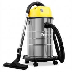 Klarstein IVC-30 aspirator pentru aspirare uscată și umedă - Aspirator cu Filtrare prin Apa