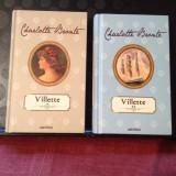 VILLETTE, de Charlotte Bronte, 2 volume - Roman dragoste