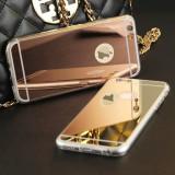 Huse iphone tip oglinda 7/6/6s/SE 30lei. - Husa Telefon Accessorize, iPhone 6/6S, Argintiu
