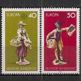 Germania.1976 EUROPA-Artizanat SG.349 - Timbre straine, Nestampilat