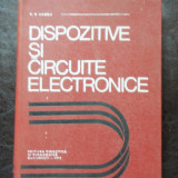 DISPOZITIVE SI CIRCUITE ELECTRONICE - G.D. SANDU