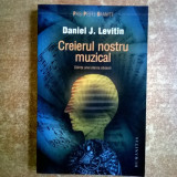 Daniel J. Levitin – Creierul nostru muzical - Filosofie