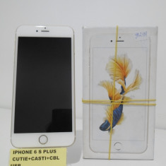 Iphone 6S Plus (LAG) - Telefon iPhone Apple, Auriu, 64GB, Neblocat