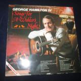 George Hamilton IV - Songs For A Winter's Night _ vinyl, LP, album, UK - Muzica Country Altele, VINIL