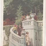 Bnk cp Govora - Vedere - circulata - marca fixa - Carte Postala Oltenia dupa 1918, Baile Govora, Printata