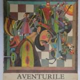 AVENTURILE SAHULUI de MIHAIL SADOVEANU, ILUSTRATII de VAL MUNTEANU, 1980 - Carte de povesti