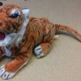 Tigru plus mic, 50 cm - Jucarii plus