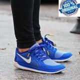 ADIDASI Nike Free Run 5.0 din germania ORIGINALI 100% NR 37.5 - Adidasi barbati, Culoare: Din imagine