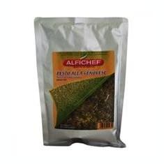 Pesto din busuioc Alla Genovese Alfichef Pronat 500gr Cod: afcre007 - Semipreparate