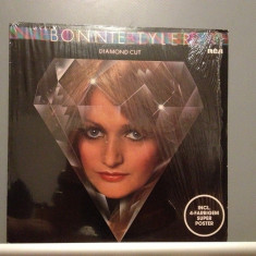 BONNIE TYLER - DIAMOND CUT cu Poster (1979/ RCA REC/ RFG) - Vinil/Impecabil (NM) - Muzica Pop rca records