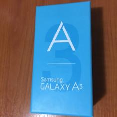 Vand Samsung Galaxy A3, nou sigilat - Telefon Samsung, Neblocat, Single SIM, 1.5 GB