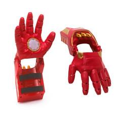 Manusi Iron Man cu lansator - Roboti de jucarie