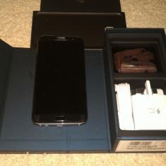 Samsung Galaxy S7 Edge 32GB - Telefon Samsung, Negru, Neblocat, Single SIM