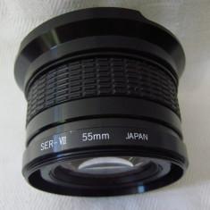 Obiectiv MACRO de 55 mm marca PanaVision pentru aparat foto - Obiectiv DSLR