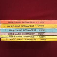Marie-Anne Desmarest - Torente - 655903 - Roman dragoste