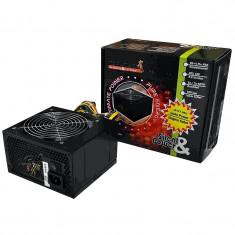 Sursa Rasurbo 550W SilentPower, 3 x SATA, PCI-Express, PFC Activ *GARANTIE* - Sursa PC Rasurbo, 550 Watt