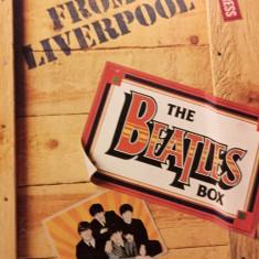 The Beatles Box - Marea Britanie - Muzica Rock emi records, VINIL