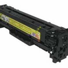 Cartus HP CE412A HP305A yellow original gol - Cartus imprimanta