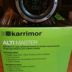 Ceas altimetru barometru termometru busola - Ceas barbatesc Suunto