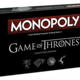 Joc Game Of Thrones Deluxe Monopoly Board Game - Jocuri Board games