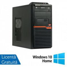 Calculatoare Gateway DT55, AMD Athlon II X2 250 3.0 Ghz, 4Gb DDR3, 320Gb, DVD-RW + Windows 10 Home - Sisteme desktop fara monitor