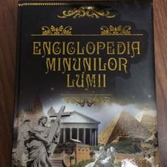 Enciclopedia Minunilor Lumii - Carte Cultura generala Altele