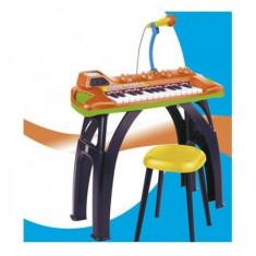 Orga electronica Odisea cu microfon Reig Musicales - Instrumente muzicale copii