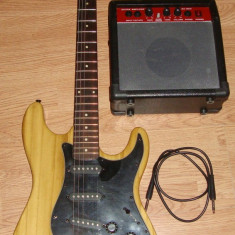 Chitara Electrica Delson + Amplificator