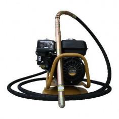 Vibrator pentru beton Pezal PV-PG200-38-6 - Benzina - Vibrator beton