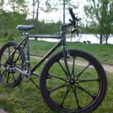 """Mtb Cycle tech 26"""" acc. schimb - Mountain Bike, 18 inch, Numar viteze: 18"""