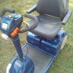 Cărucior electric - Scaun cu rotile