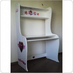 Birou copii Printese - Set mobila copii Altele