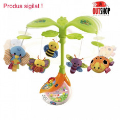 CARUSEL MUZICAL VTECH SING AND SOOTHE MOBILE - Carusel patut