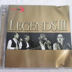 Various – Capital Gold Soul Legends _ dublu CD, compilatie, UK - Muzica Rock virgin records