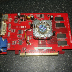 Placa video Ati x550 128mb dedicat -512mb hypermemory pci-ex - Placa video PC AMD, PCI Express