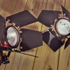 Lampa video cu bec halogen de 800W (2 bucati) - Lampa Camera Video Yongnuo