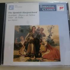 Scarlatti, Soler, De Falla etc. - Muzica Clasica sony music, CD