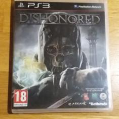 PS3 Dishonored - joc original by WADDER - Jocuri PS3 Bethesda Softworks, Actiune, 18+, Single player