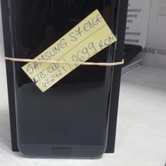 SAMSUNG GALAXY S7 EDGE (LM03) - Telefon Samsung, Negru, 32GB, Neblocat, Single SIM