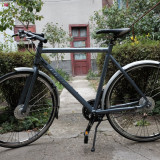 CityBike MBK - Bicicleta de oras, 21 inch, 28 inch, Numar viteze: 7