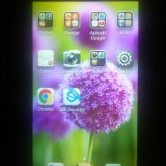 Smartphone Huwaei ascend Y 530 - Telefon Huawei, Negru, Orange