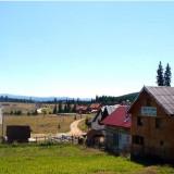 Vand cabana lemn, spatii de cazare, dom. schiabil Sureanu. - Casa de vanzare, 300 mp, Numar camere: 6, Suprafata teren: 200