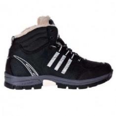 Ghete Adidas Outdoor - Ghete barbati Adidas, Marime: 40, 42, 43, 44, Culoare: Negru, Piele sintetica